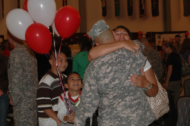 Welcome Home: 18th Engineer Brigade returns after 15-month deployment
