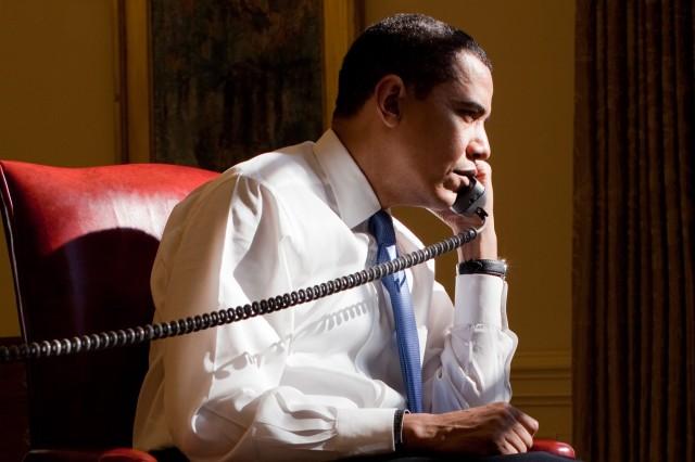 Handover Signals Commitment to Iraqi Government, Obama Says
