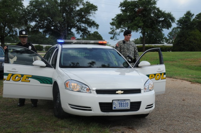 Fort Rucker welcomes tandem law enforcement