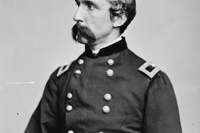 Brevet Maj. Gen. Joshua Lawrence Chamberlain