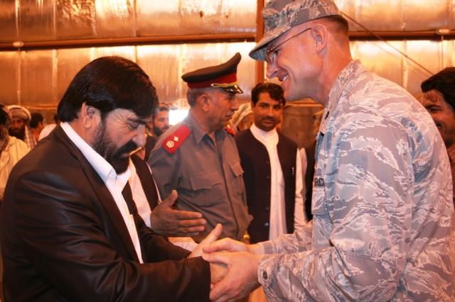 New PRT takes command in Paktya