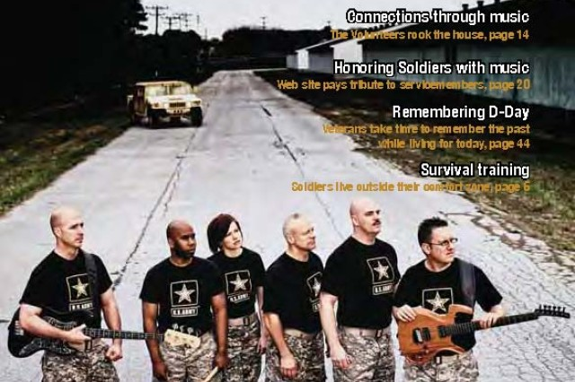 Soldiers Magazine, August 2009, Vol 64, No 8