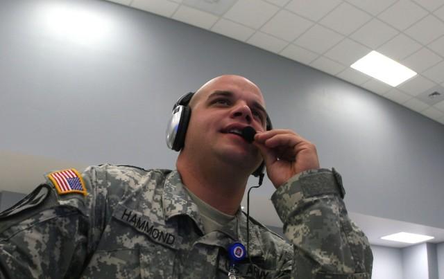 COMMUNICATIONS CHECK. (090722-A-2756F-002)