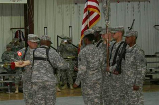 Sustainment Bn., mission complete, with courage