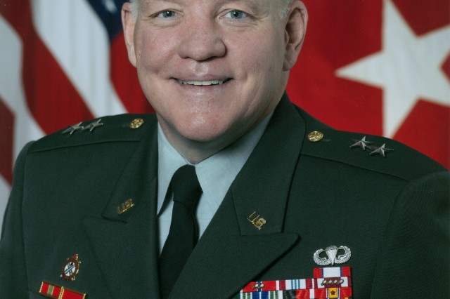 Maj. Gen. Vincent E. Boles, Assistant Deputy Chief of Staff of the Army for Logistics Operations