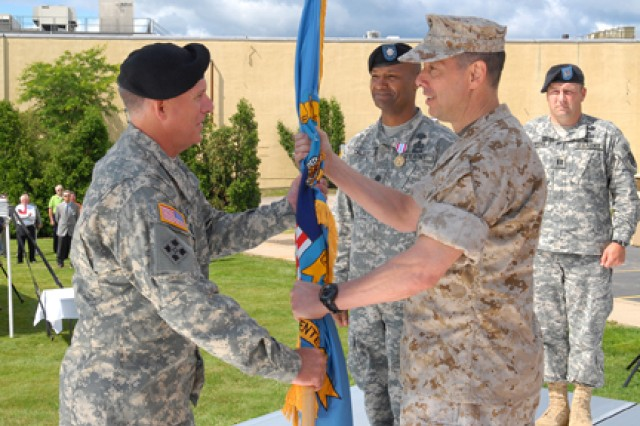 Defense Distribution Depot- Tobyhanna welcomes new commander