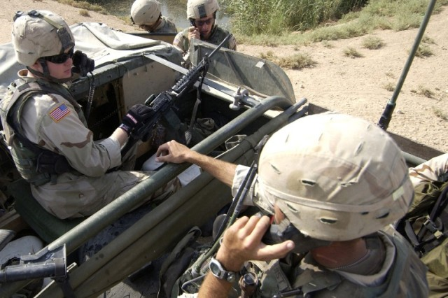 The Single Channel Ground and Airborne Radio System (SINCGARS) is designed to be reliable, secure and easy to maintain.