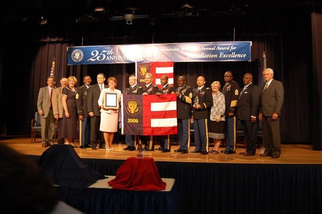 Fort Stewart-Hunter wins CINC award for fourth time