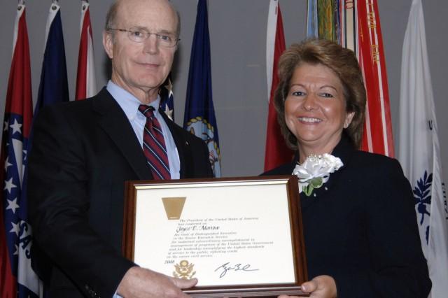 Secretary congratulates recipients of Presidential Rank awards