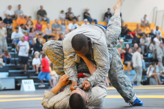 Soldiers will compete in the Post Combatives Tournament Saturday. The first bout will begin at 9 a.m.  Spectators are welcome.