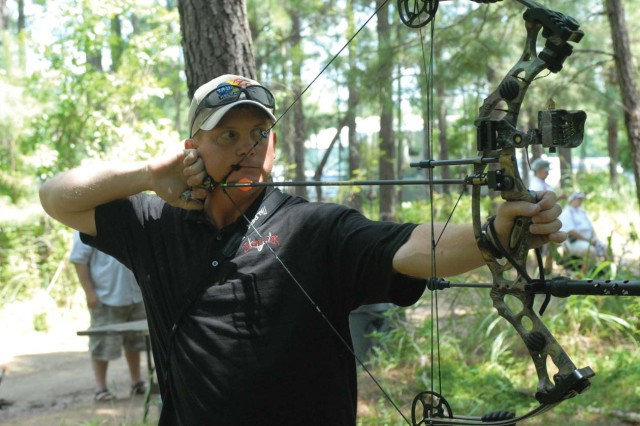 ASA Classic archers compete at Uchee Creek