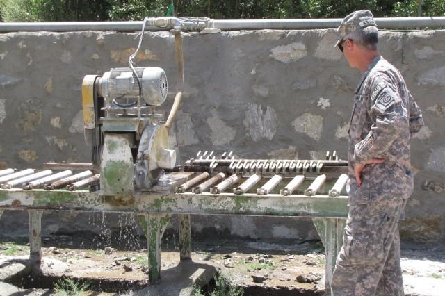 U.S. Deputy Undersecretary of Defense visits Panjshir