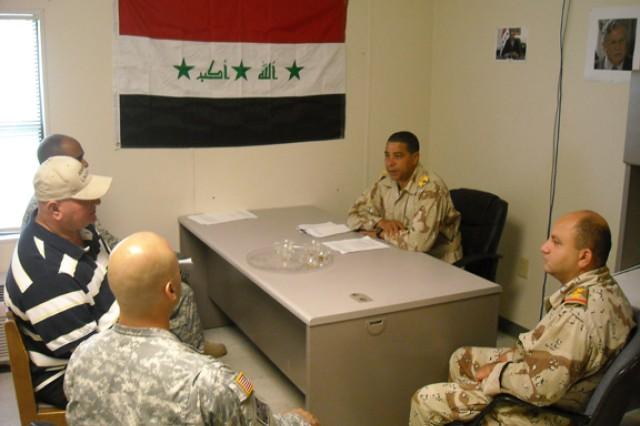 Warrior Battalion, Tiger Brigade team up for mobile training