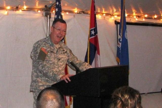 Mississippi Army Ammunition Plant Deactivates