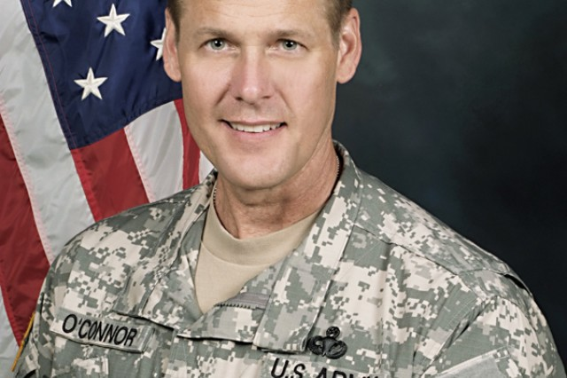 Col. (P) John R. O'Connor