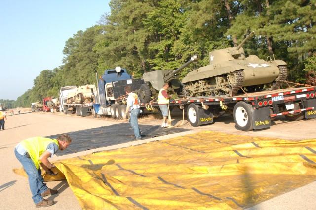 Ordnance Museum begins transfer to Fort Lee