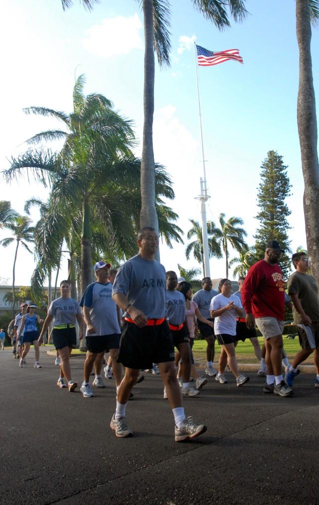 USARPAC Health and Wellness Fair