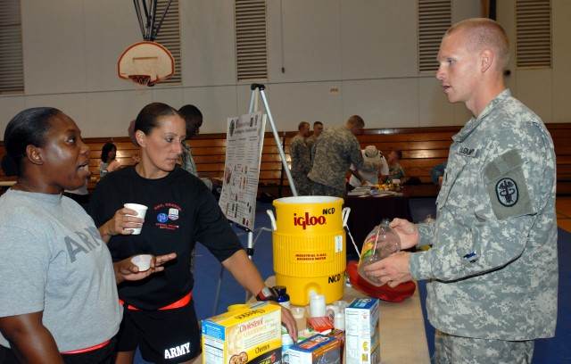 USARPAC Health and Wellness Fair