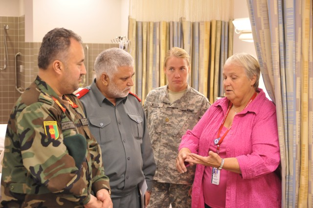 Nebraska Guard Plans to Boost Afghan Medical Care