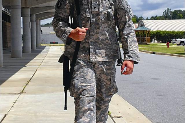 6th RTB Soldier deploys via CRC