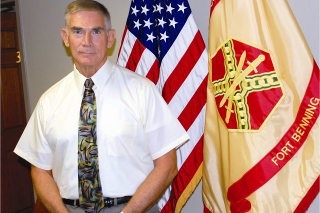 George Steuber, the new deputy garrison commander, adapts to changes and prepares for growth at Fort Benning.