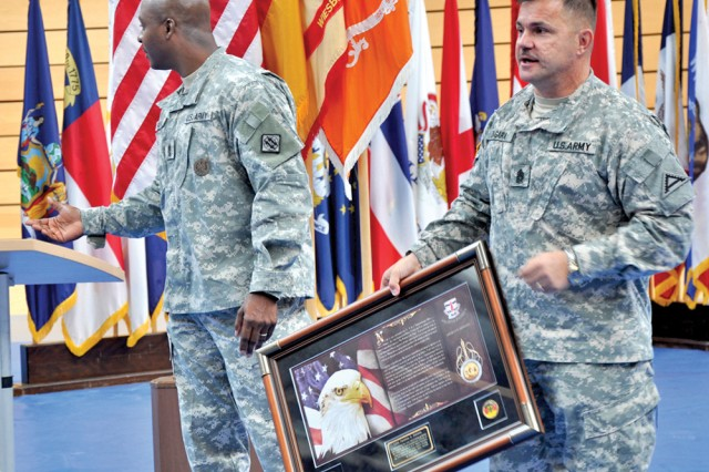NCOs put on a new face for a changing Army