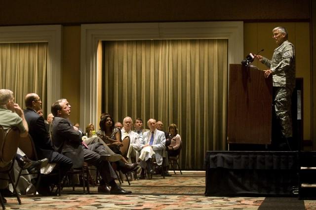 CSA at World Affairs Council of Charlotte