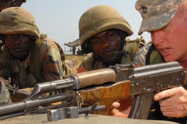National Guard to add Liberia to state partnership program