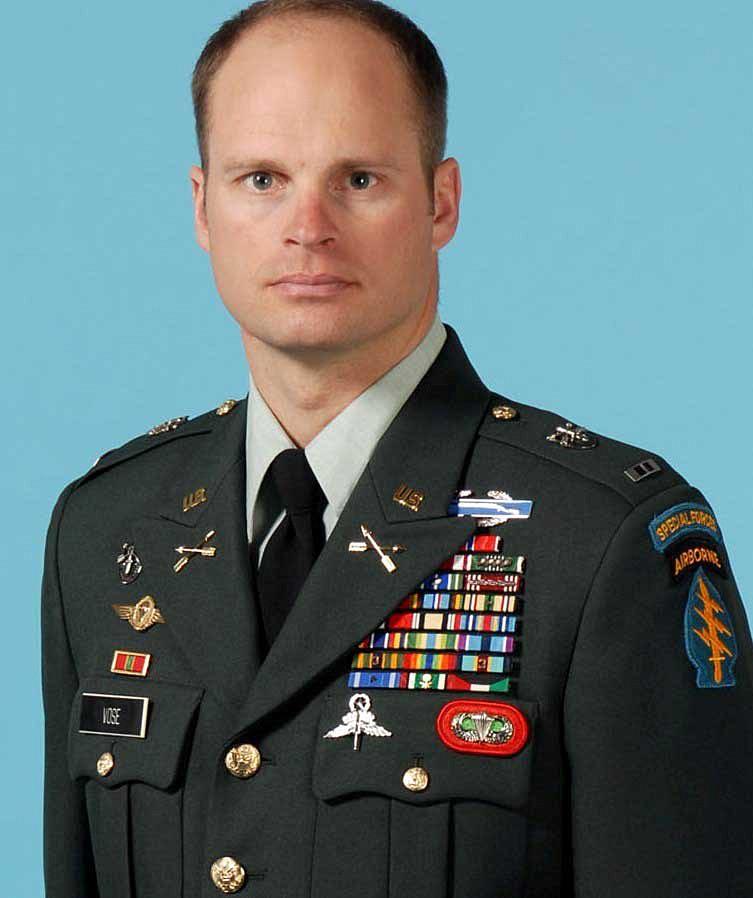 Green Beret Patch