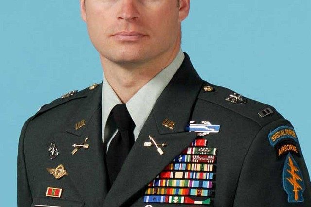 Green Beret gave life 'leading his brothers in combat'