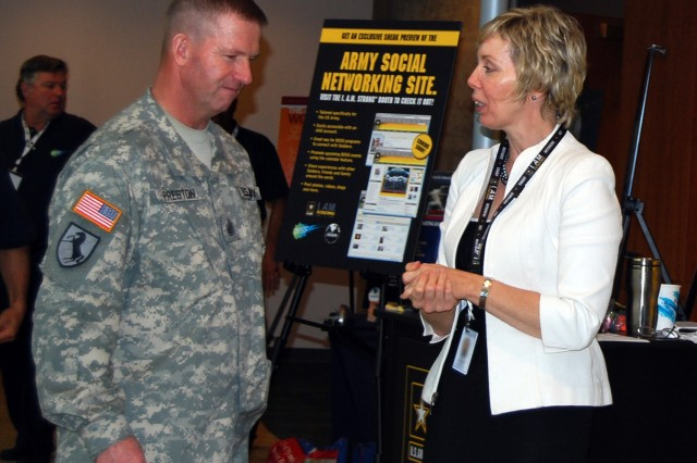 BOSS Soldiers learn SHARP skills at conference