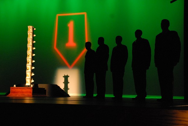NCOs in Silhouette