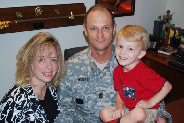 Family's popularity rises with Army advertising campaign