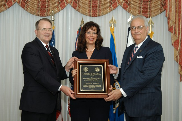 Army Contracting Command employees receive Secretary of the Army level awards