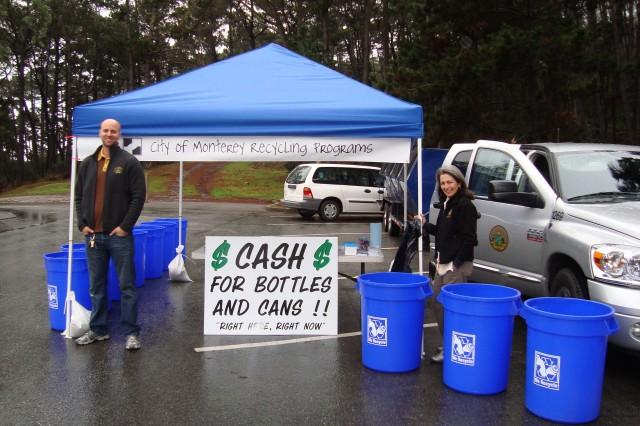 Monterey City Recycles