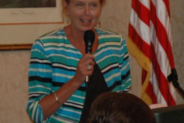 Educator outlines women's progress