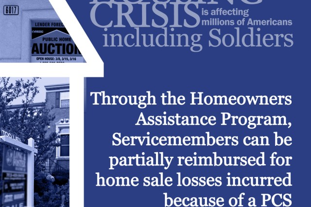 Housing market crisis assistance offered