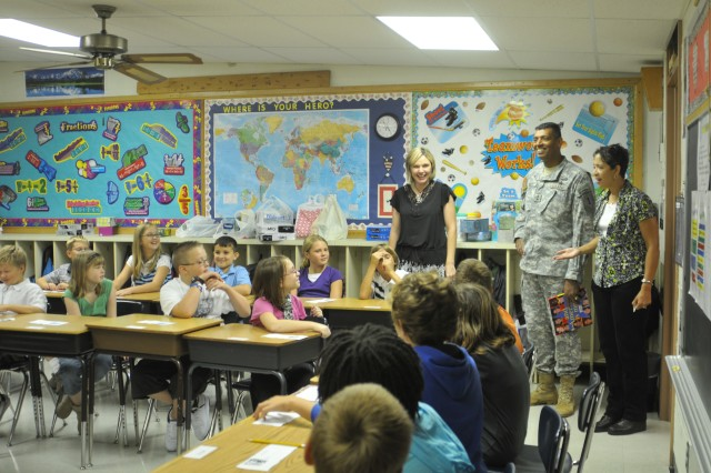 Fort Riley goes back to school