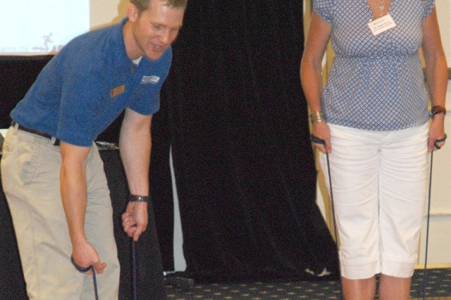 TRADOC spouses learn about making healthy decisions for self, family