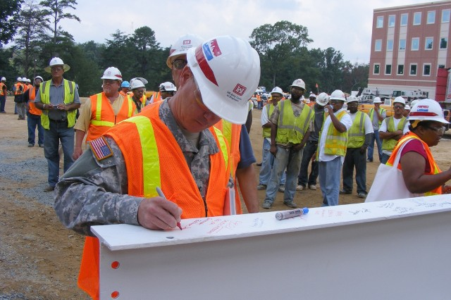 Topping-Off marks DISA milestone