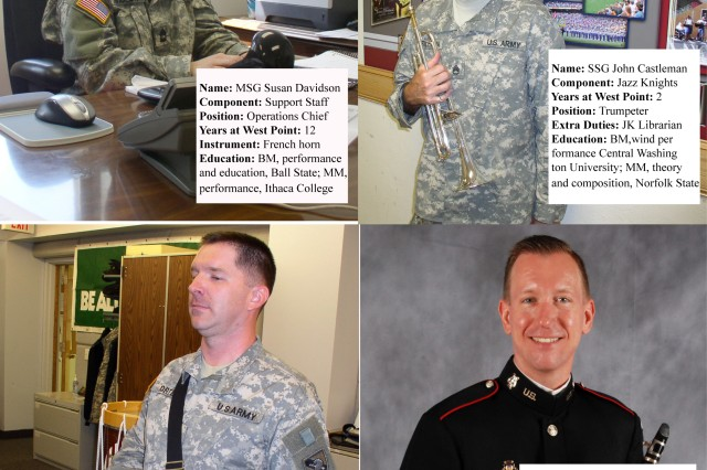 A Day in the life of the West Point Band