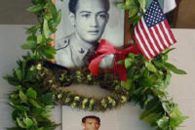 WAIANAE, Hawaii - Hawaii's first Medal of Honor recipient, Pfc. Herbert Kaili Pililaau, received another honor on Dec. 12, 2003 when the Waianae Army Recreation Center was renamed Pililaau Army Recreation Center.