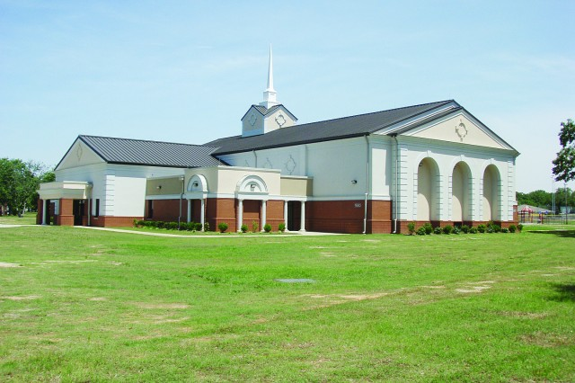 Post parishioners anticipate new chapel