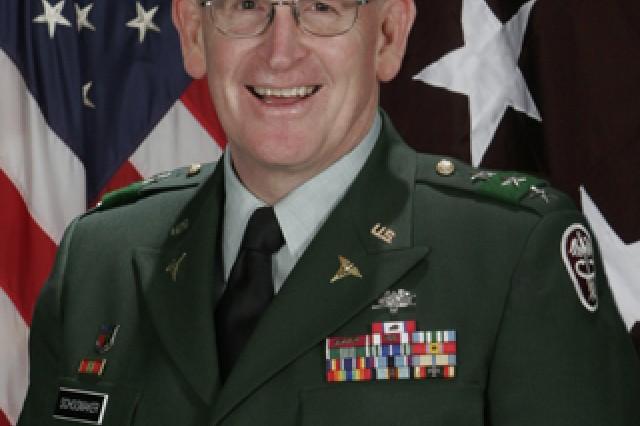 Lt. Gen. Eric B. Schoomaker, U.S. Army Surgeon General