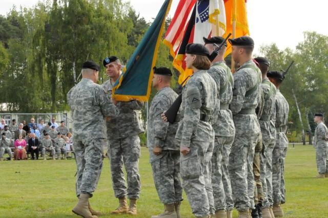 JMTC welcomes new commanding general