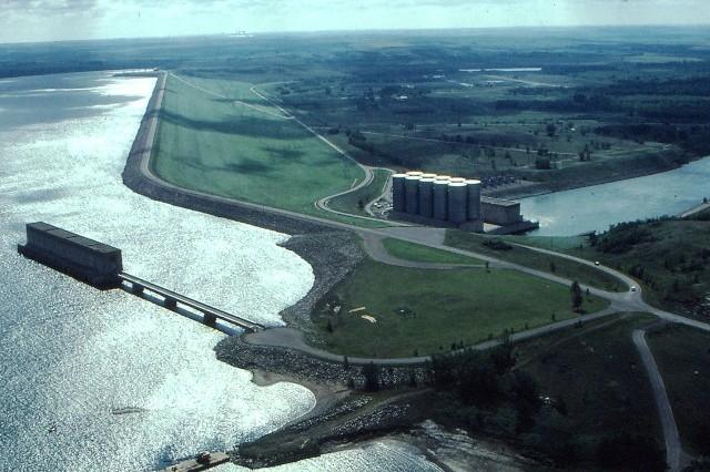 Garrison Dam, N.D.