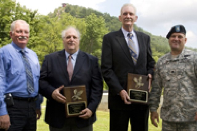 Picatinny employees awarded 31st Annual Secretary of the Army Energy and Water Management Awards
