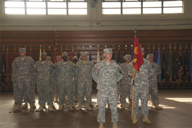 384th departs on deployment
