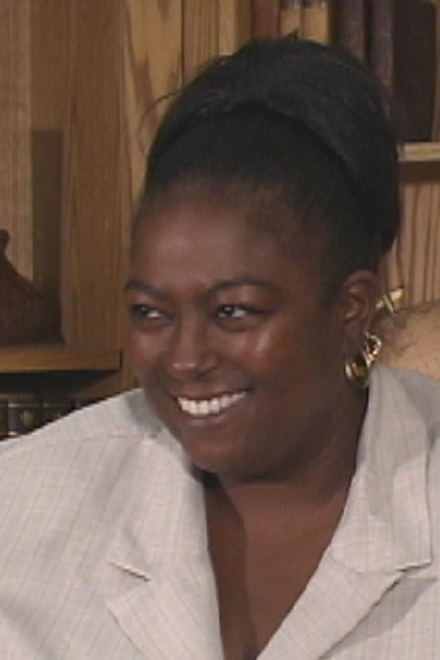 9-11 Pentagon Survivor, Tracy Webb