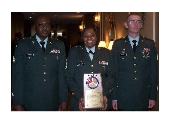 Kaiserslautern Reserve Soldiers take top honors